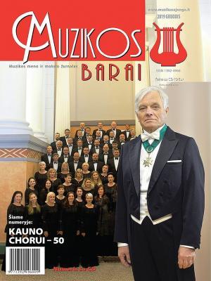 Muzikos barai, 2019, 9–12 (500–503)