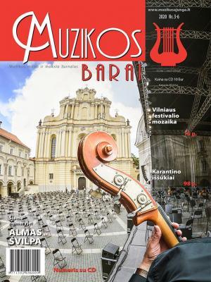 Muzikos barai, 2020, 3–6 (505–508)