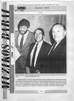 Muzikos barai, 1990, 17 (78)