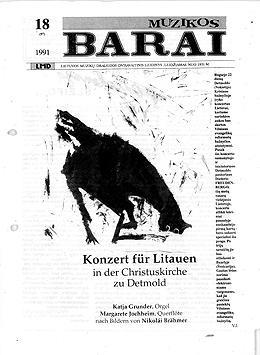 Muzikos barai, 1991, 18 (97)