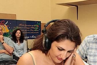 Kaune naują įrašų sesiją rengia pasaulio operos pažibos