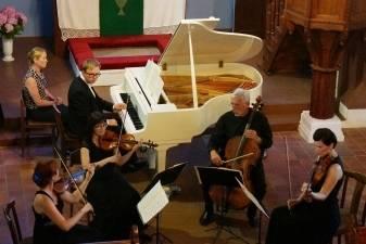 Savaitę Nidoje vykusį Thomo Manno festivalį vainikuos koncertas