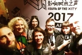 Svarbiausiame muzikos industrijos renginyje Kinijoje – gausi Lietuvos delegacija