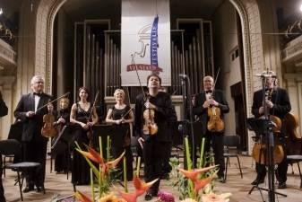 Vilniaus festivalio Concerto grosso su S. Krylovu, M. Rysanovu ir kitais