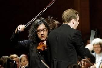 Londono simfoninis orkestras Vilniuje