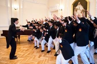 """""""Kaunas Cantat"""" - dovana gimtadienį švenčiančiam miestui"""