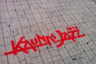 Keturias dienas Kaunas alsuos džiazo ritmu