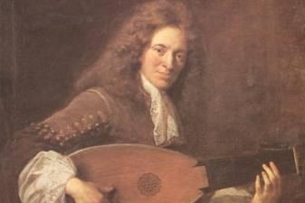 """Francois Couperin """"Lecons de tenebres"""""""