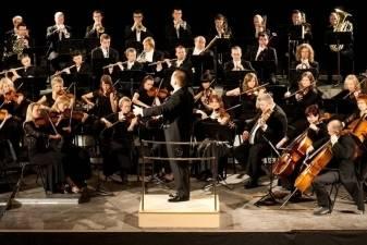 Gintarinio garso orkestras Klaipėdoje