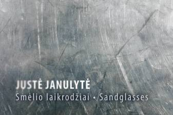 """""""Smėlio laikrodžiai"""" – pirmasis kompozitorės Justės Janulytės albumas"""