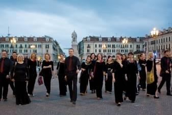"""Choras """"Pro musica"""" Prahoje"""