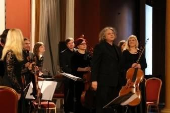 VDU kamerinis orkestras sostinėje