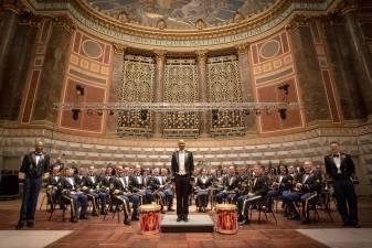 Lietuvoje  koncertuos JAV sausumos pajėgų Europoje orkestras ir choras