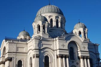 Kauno valstybinio choro koncerte - Velykų muzikos aidai