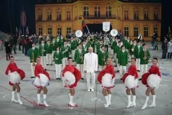 """""""Trimito"""" įspūdžiai iš Tarptautinio festivalio """"Musikparade"""" Vokietijoje"""