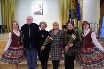 Jaunieji muzikantai paminėjo lietuvių kompozitorių jubiliejines sukaktis
