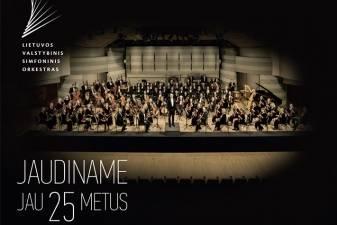 9-ąja Beethoveno simfonija - LVSO gimtadieniui