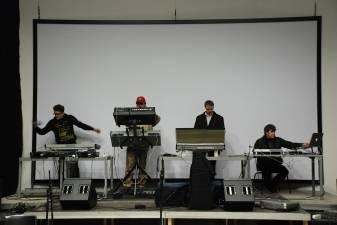 """DIISSC Orchestra"" – festivalyje ""CTM"" Berlyne"