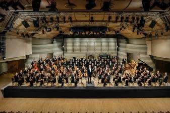 Lietuvos valstybinis simfoninis orkestras švenčia 25-metį