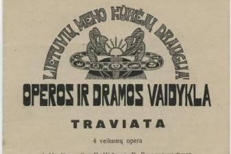 """Atidaroma paroda """"Viva Verdi!"""""""