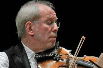 Koncertuoja Gidonas Kremeris ir Lietuvos valstybinis simfoninis orkestras