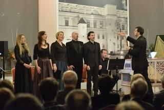 "Suskambės Johanno Sebastiani opera ""Pastorello musicale"""