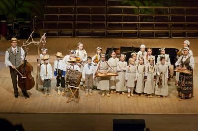 Naują koncertų pusmetį Lietuvos valstybinis simfoninis orkestras laukia vaikų