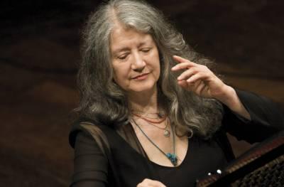 Martha Argerich atšaukia koncertus