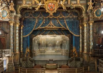 Bairoite 2018 metais duris atvers restauruotas Markgrafų operos teatras