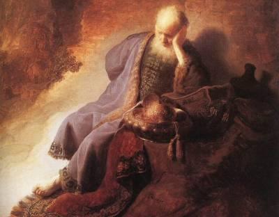 Jeremijo raudos ir Karaliaus Saulės pašlovinimas