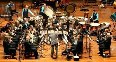 """Brass Band De Waldsang"" viešės Lietuvoje"