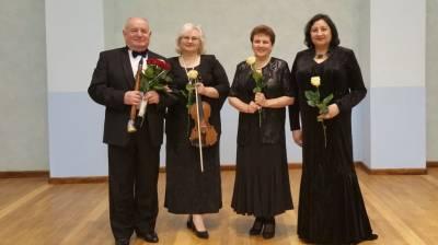 Klaipėdiečių koncertai Minske ir Daugpilyje