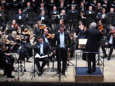 Sezoną pradeda Valstybinis simfoninis orkestras
