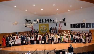 """Muzikuojančių šeimų festivalis """"Gaidų pynė 2017"""" – daug mažų ir didelių atradimų"""