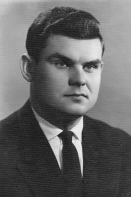 In Memoriam:  Algirdas Stulgys (1938-2017)