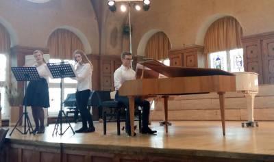 VI-oji Lietuvos mokinių muzikos olimpiada