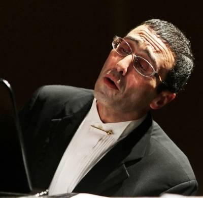 """Pianistas A. Paley: """"Grodamas scenoje turi užmegzti dialogą su žmogumi"""""""