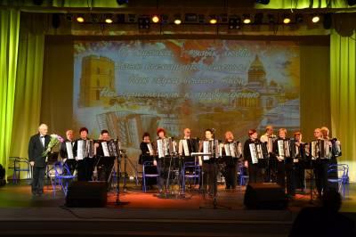 "Akordeonų orkestras ""Consona"" švenčia 20-metį"