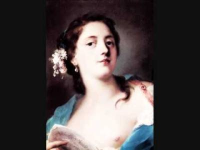 La Prima Diva.Dainininkė Faustina Bordoni-Hasse
