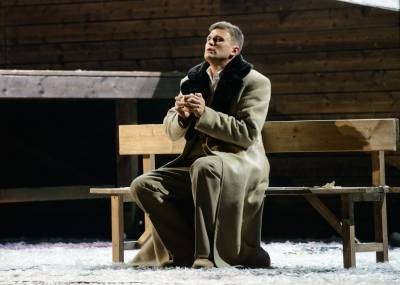 Tenoras Tomas Pavilionis dainuos Dmitrijaus Chvorostovskio gimtinėje