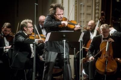 """""""De profundis"""" – Lietuvos kamerinis orkestras ir Sergejus Krylovas"""