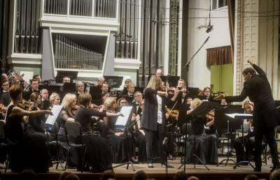 Bernsteino 100-metis ir Vytauto Germanavičiaus kūrinio prmjera