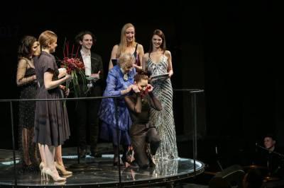 """Aušra Krasauskaitė - laiminga teatro ir scenos """"auka"""""""