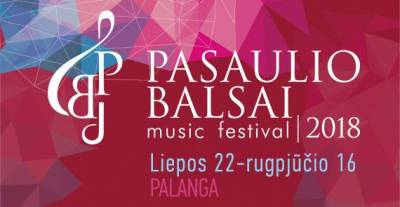 """Dešimtmetį švenčiantis festivalis """"Pasaulio balsai"""" pristato permainas"""