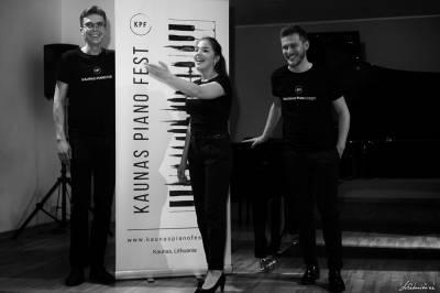 """""""Kaunas Piano Fest"""" – kultūros dozė Laikinajai sostinei"""