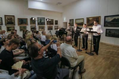 """Koncertas """"Itališkos dainos"""": gražiausių itališkų dainų koliažas – pajūrio publikai"""