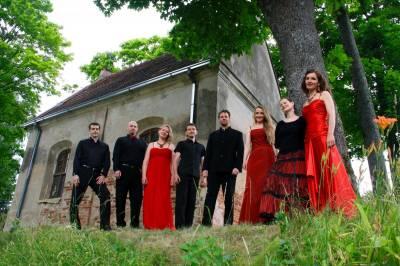 """Ansamblis """"Canto Fiorito"""" atstovaus Lietuvai Šiaurės šalių viduramžių muzikos festivalyje"""