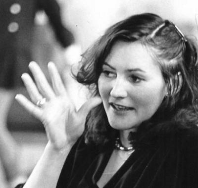 Aktorė ir pedagogė Aldona Adomaitytė kviečia į jubiliejinį vakarą