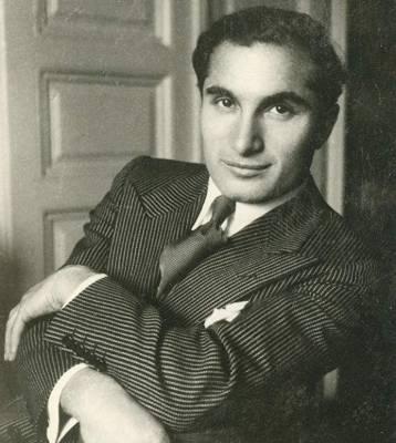 Jo daina skambėjo pasauliui: Jozefas Šmidtas