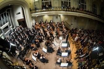 Vasario 16-osios iškilmingame koncerte skambės lietuvių kompozitorių muzika